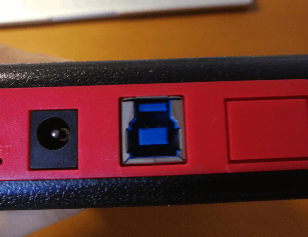 USB Type-B 3.0